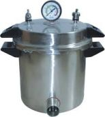 CLASSIC AUTOCLAVE  SINGLE  DRUM PRESSURE COOKER TYPE