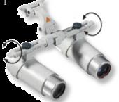 HEINE HRP High Resolution Prismatic Binocular Loupe 3.5x magnification