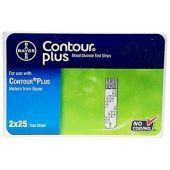 Contour Plus Test Strips (Box of 50)