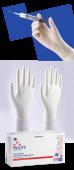 Nulife Latex Examination Non-Powdered, Non Sterile Gloves(Small), Box of 100