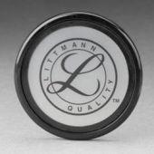 3M Littmann Tunable Diaphragm & Rim- Cardiology III/Classic Series (Small Side) Gray 36573