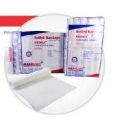 """Roller Bandage 10 CM X 3 MTR (Pkt of 12) """"""""MEDICA"""""""