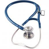 MDF Classic Cardiology Dual Head Titanium Stethoscope- Royal Blue (Maliblu) (MDF797T10)