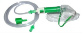 Venturi Mask with Single Diluter Adult